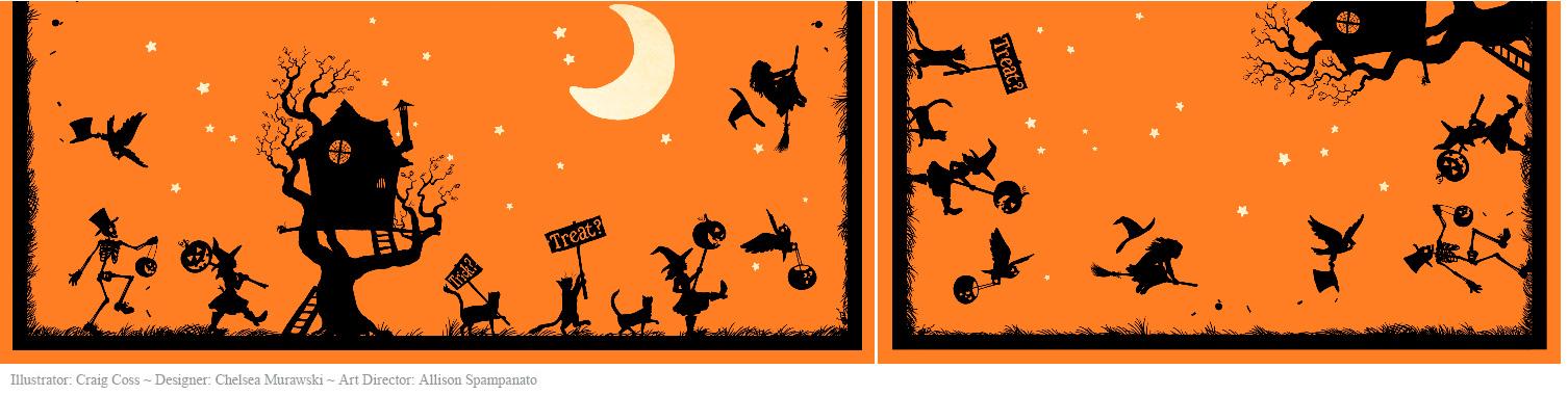 Craig Coss Illustrations For Pottery Barn Kids Tabletop